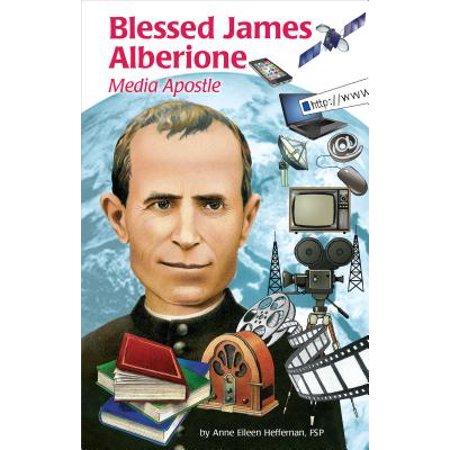 Blessed James Alberione (Ess) : Media Apostle