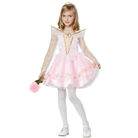Sleeping Beauty Deluxe Child - Om Nom Costume