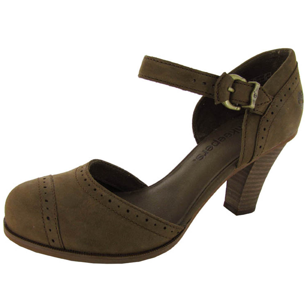 Timberland Womens 'Earthkeepers Wingate' Mary Jane Heels