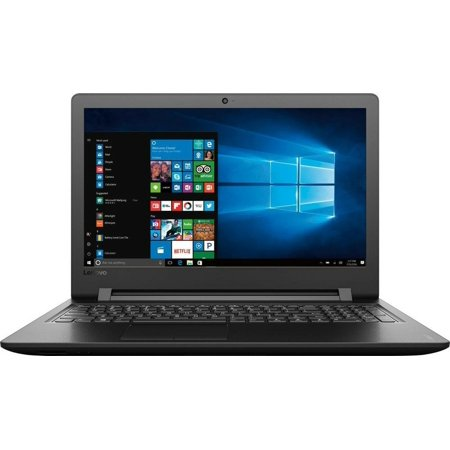 "Lenovo Ideapad 110-15 - 15.6"" HD - Core i3-6100U - 6GB Ram - 1TB HDD - Black"