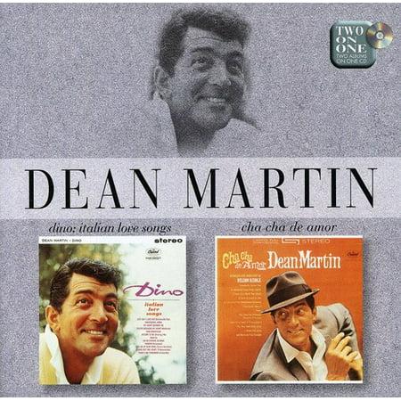 Dean Martin   Italian Love Songs Cha Cha  Cd