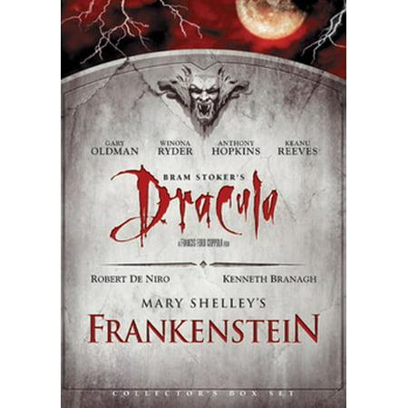 Bram Stoker's Dracula / Mary Shelley's Frankenstein (DVD)](Halloween Dracula Castle)
