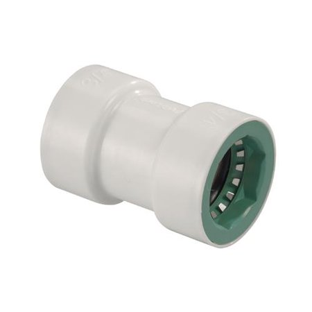 Orbit Irrigation Products 33776 Underground Sprinkler Coupling, 1/2-In. PVC Lock - Quantity 1
