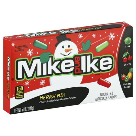 Mike Ike Merry Mix Candy 5 Oz Walmartcom