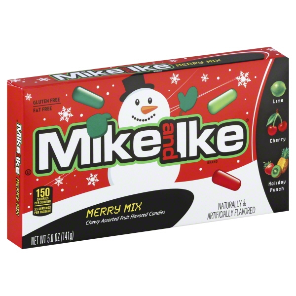 Just Born Mike and Ike  Candies, 5 oz