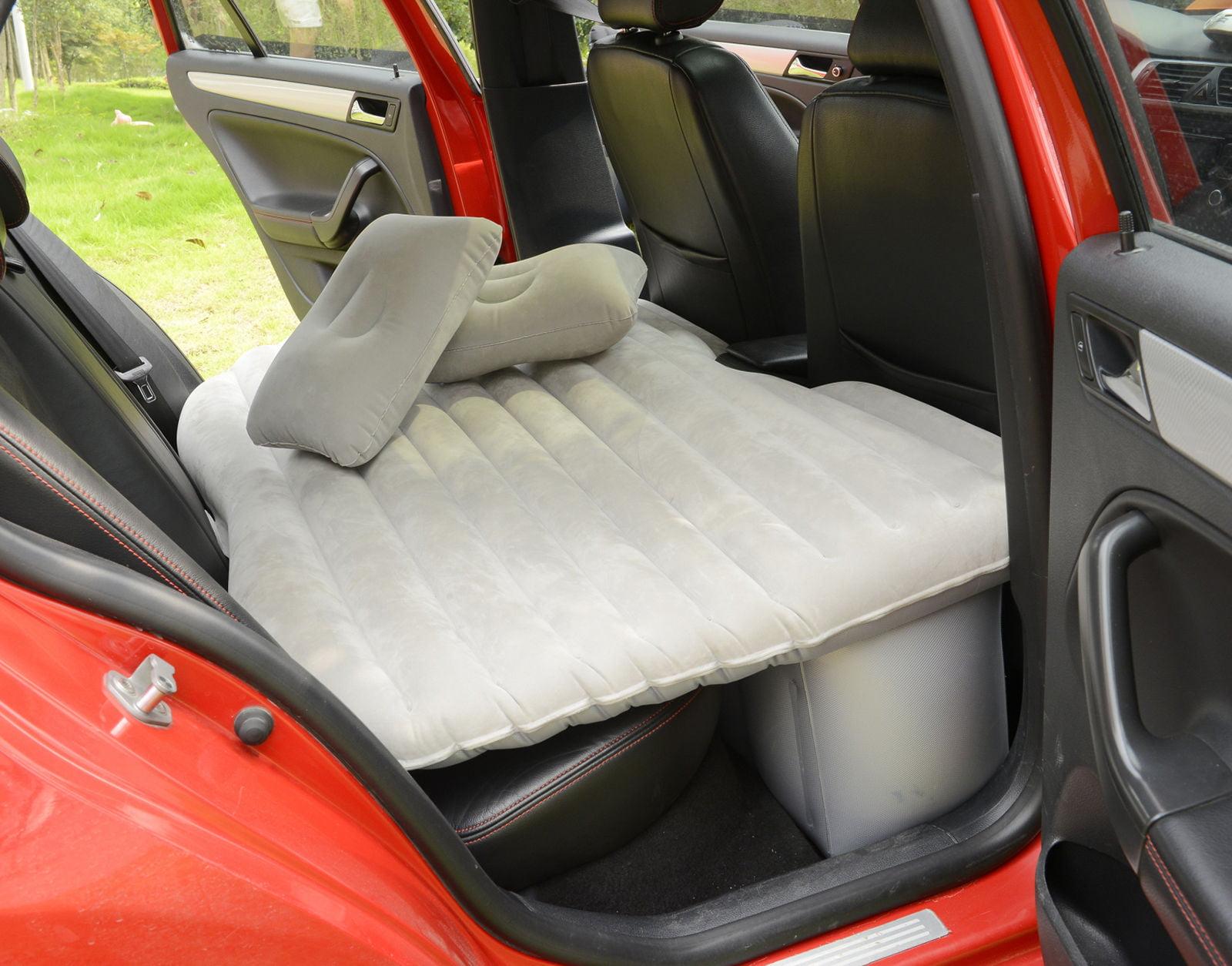 Heavy Duty Air Mattress >> Heavy Duty Car Suv Travel Inflatable Air Mattress Back Seat Camping