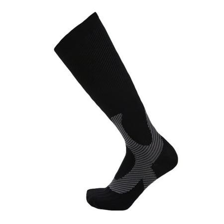 Men Women Compression Socks Pain Relief Stocking Recovery Running Medical for Flight Travel Pregnancy Relief Shin Splints Nursing