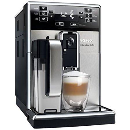 saeco hd8927/47 picobaristo super automatic espresso machine, stainless steel