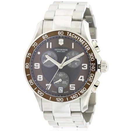 Swiss Army Victorinox Classic Chronograph Men's Watch, 249036