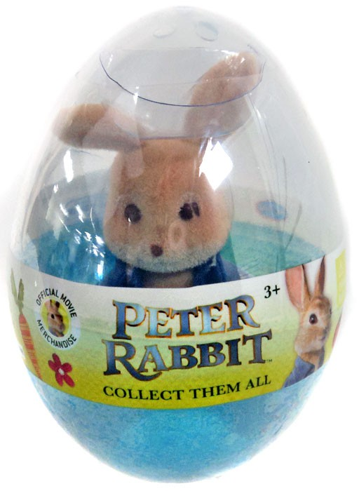 Peter and the Egg