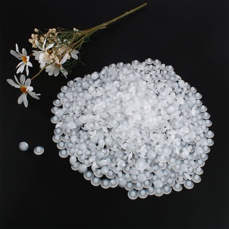 500pcs 6mm White Stem Bumpers, Patio Outdoor Furniture Glass Table Top Embedded - image 3 de 4