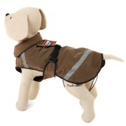 Pet Ego DogRich Birdwatcher Brown Dog Coat