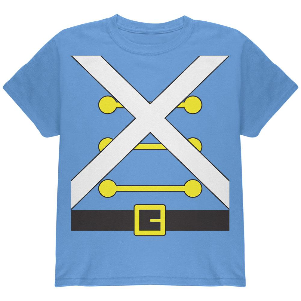 Christmas Toy Soldier Costume Youth T Shirt