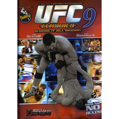 Ultimate Fighting Championship Classics - Volume 9: Motor City Madness (Full Frame)