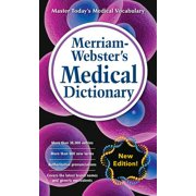 Merriam-Webster's Medical Dictionary (Paperback)