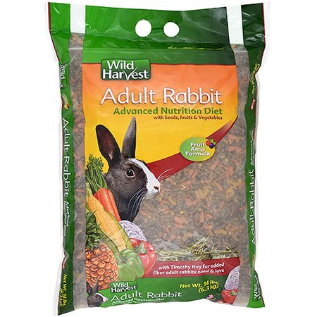 Wild Harvest Rabbit Diet 14lb
