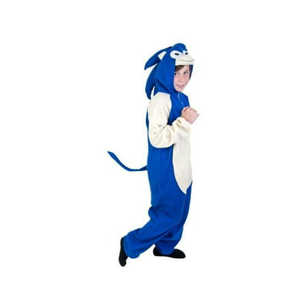 Child Speedy Hedgehog Costume](Hedgehog Suit)