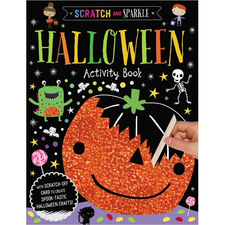 Church Halloween Activities (Halloween Activity Book)
