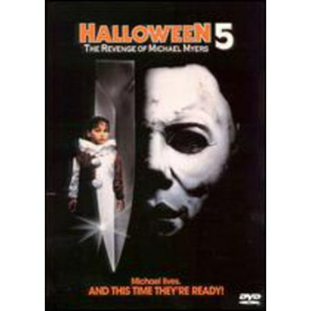 Halloween 5: The Revenge Of Michael Myers (Limited Edition) (Widescreen, LIMITED) - Halloween Michael Myers Movie Collection