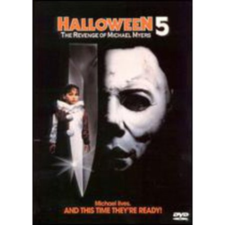 Halloween 5: The Revenge Of Michael Myers (Limited Edition) (Widescreen, LIMITED) - Michael Myers Halloween 1978 Full Movie