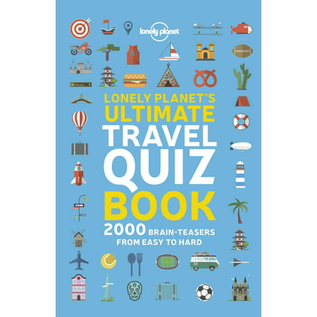 Lonely Planet: Lonely Planet's Ultimate Travel Quiz Book (Paperback) - Halloween Quiz Level 18