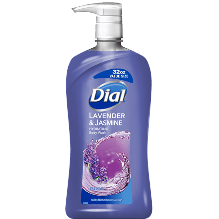Dial Body Wash, Lavender & Jasmine, 32 Ounce