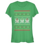 Star Wars Juniors' R2-D2 Ugly Christmas Sweater T-Shirt