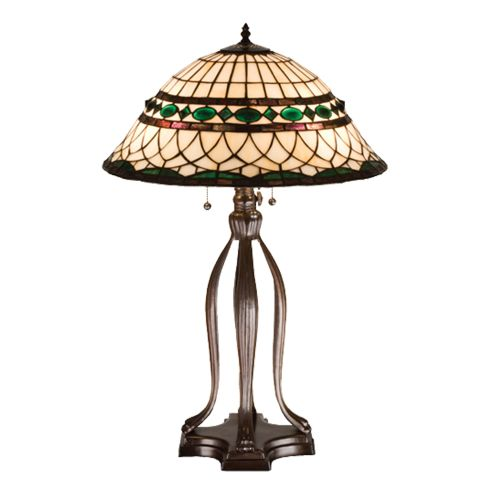 "Meyda Tiffany 15409 30"" H Tiffany Roman Table Lamp by Meyda Tiffany"