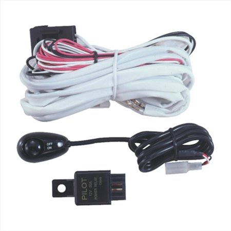 Pilot Wiring Harness Kit With Micro Bug Switch & Relay For Mini Series