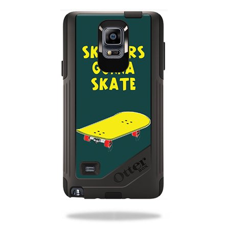 MightySkins Skin For OtterBox Commuter Samsung Galaxy Note 4 – All Hives  Matter | Protective, Durable, and Unique Vinyl Decal wrap cover | Easy To