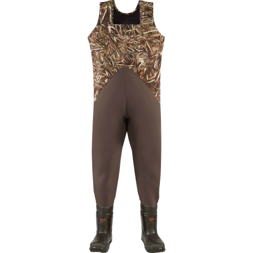 Click here to buy LaCrosse Teal ll Waterproof Hunting Chest Wader RealTree Max-5 With Swamp-Lite Outsole Size 10 by LaCrosse Footwear.