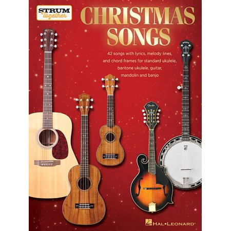 Christmas Songs Guitar (Christmas Songs - Strum Together)