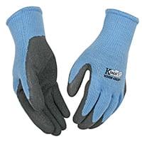 - Kinco International 1790W-M Gloves Thrml Blu M