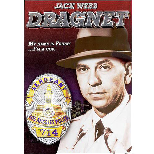 Dragnet (Collector's Edition) (Full Frame)