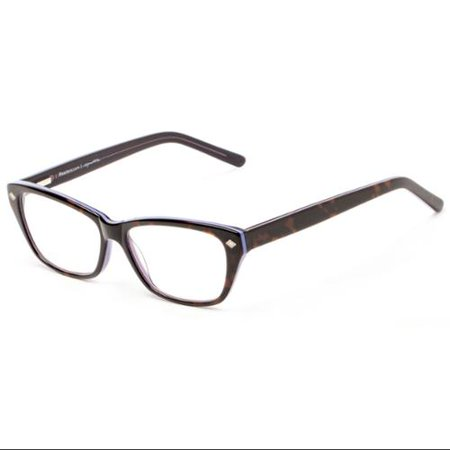 Readers Com The Galena  1 25 Tortoise Purple Reading Glasses