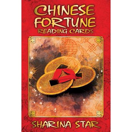 Chinese Fortune Reading Cards - Mysterious Fortune Cards