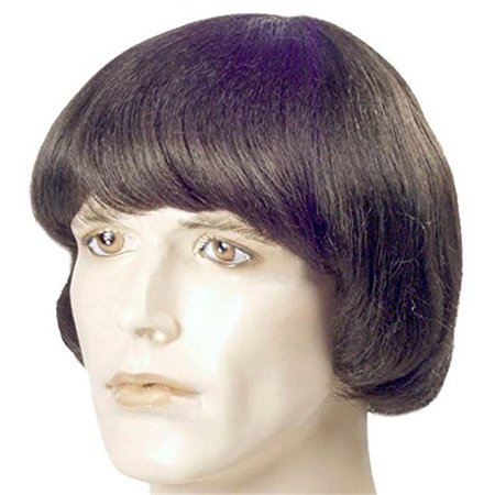 Lacey Wigs LW277MBNRD Venetian Man Wig - Medium Brown, Red - image 1 de 1