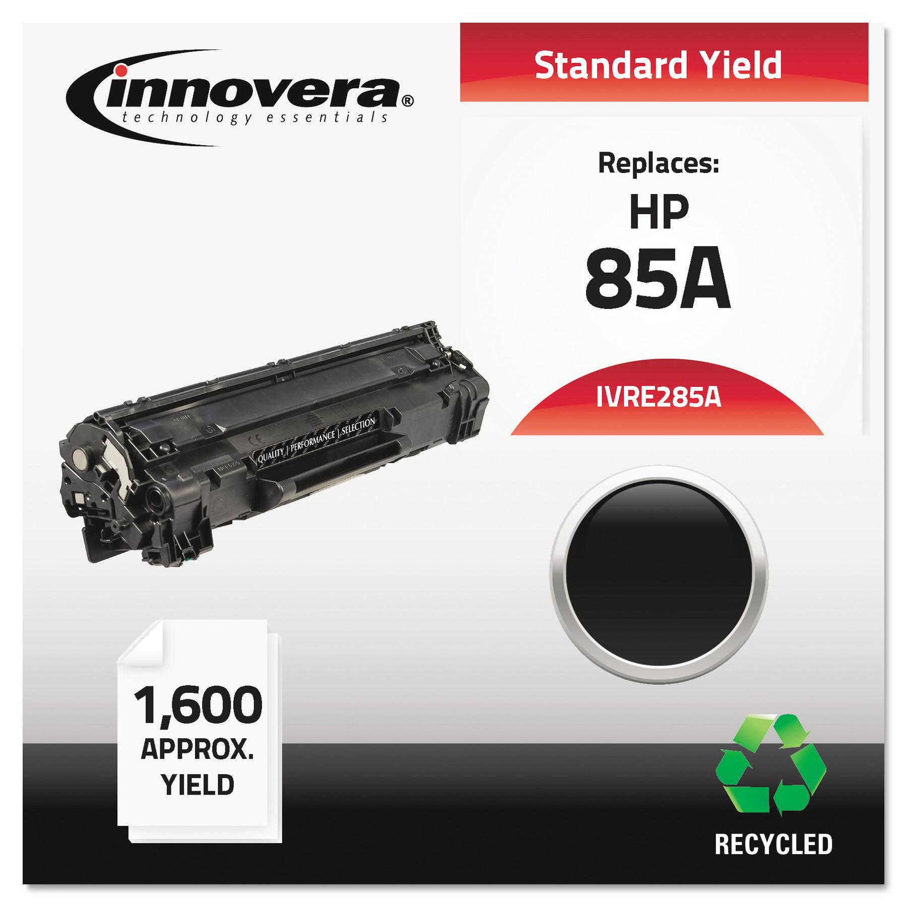 Innovera Remanufactured CE285A (85A) Toner, Black