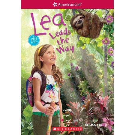 America Leaf (Lea Leads the Way (American Girl: Girl of the Year 2016, Book 2) - eBook)