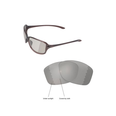 c9a12a2159 Walleva - Walleva Transition Photochromic Polarized Replacement Lenses for Oakley  Cohort Sunglasses - Walmart.com