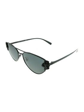 f395e3d2f5aff Product Image Versace VE 2195B 100987 Womens Cat-Eye Sunglasses