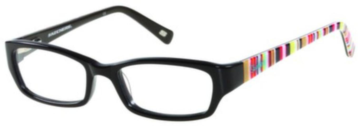 Skechers SE1565 Eyeglasses Brown/Other / Clear - Walmart.com