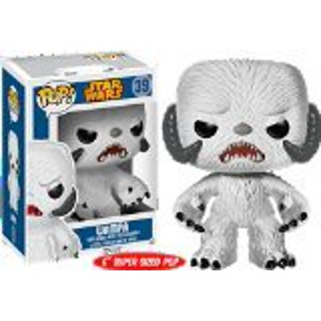 Funko Star Wars Flocked Wampa Pop Vinyl 6-inch
