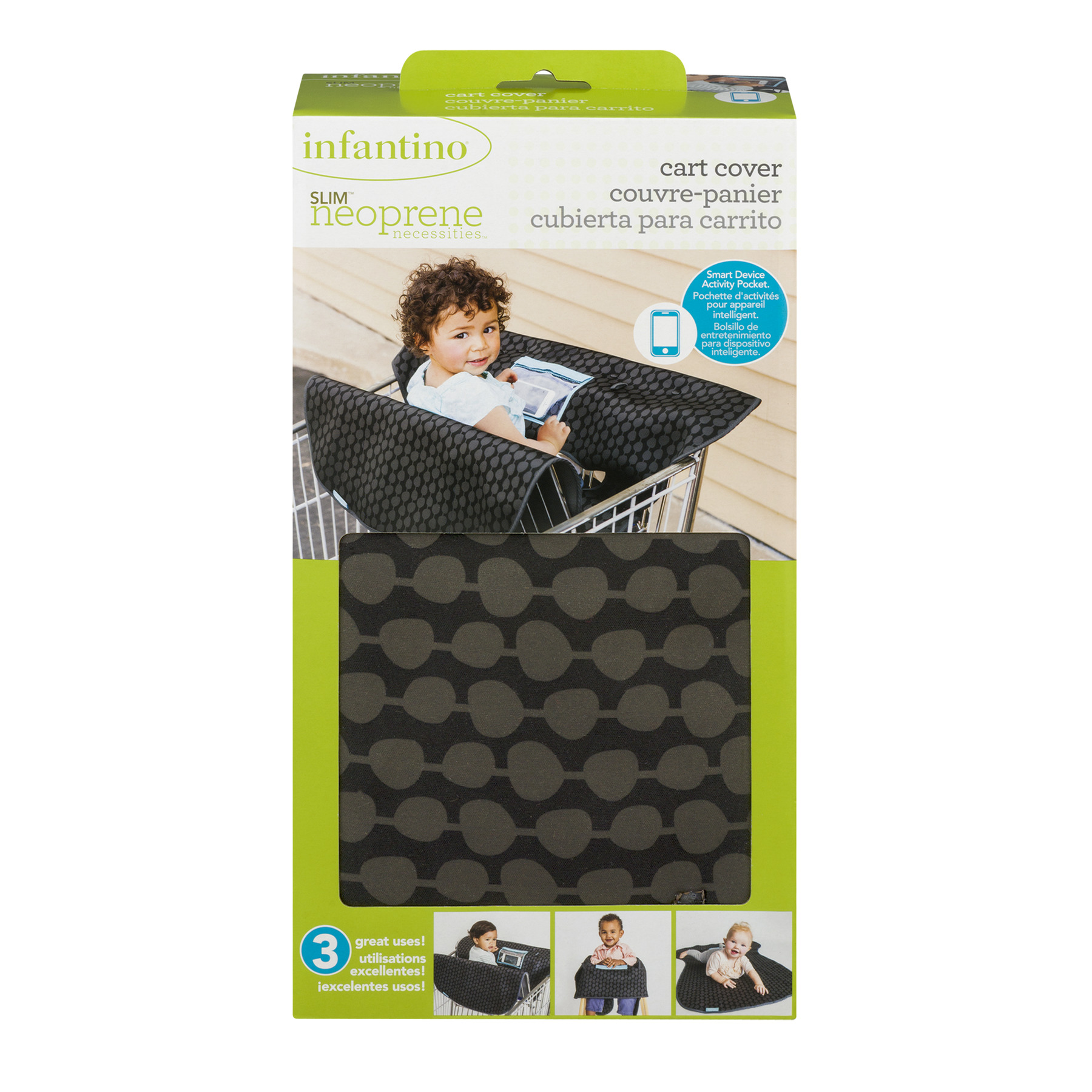 Infantino Cart Cover, 1.0 CT