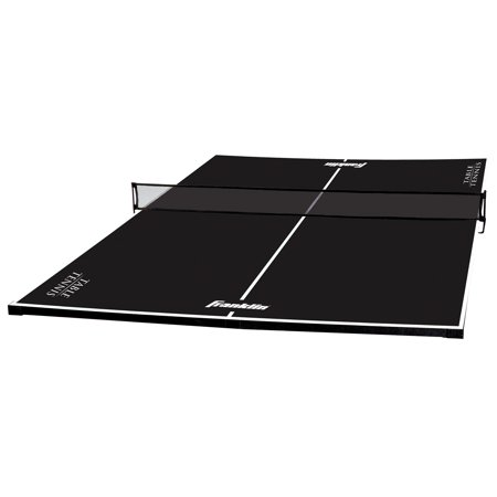Franklin Sports Easy Assembly Table Tennis Conversion Top ()