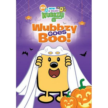 Wow Wow Wubbzy: Wubbzy Goes Boo! (DVD)