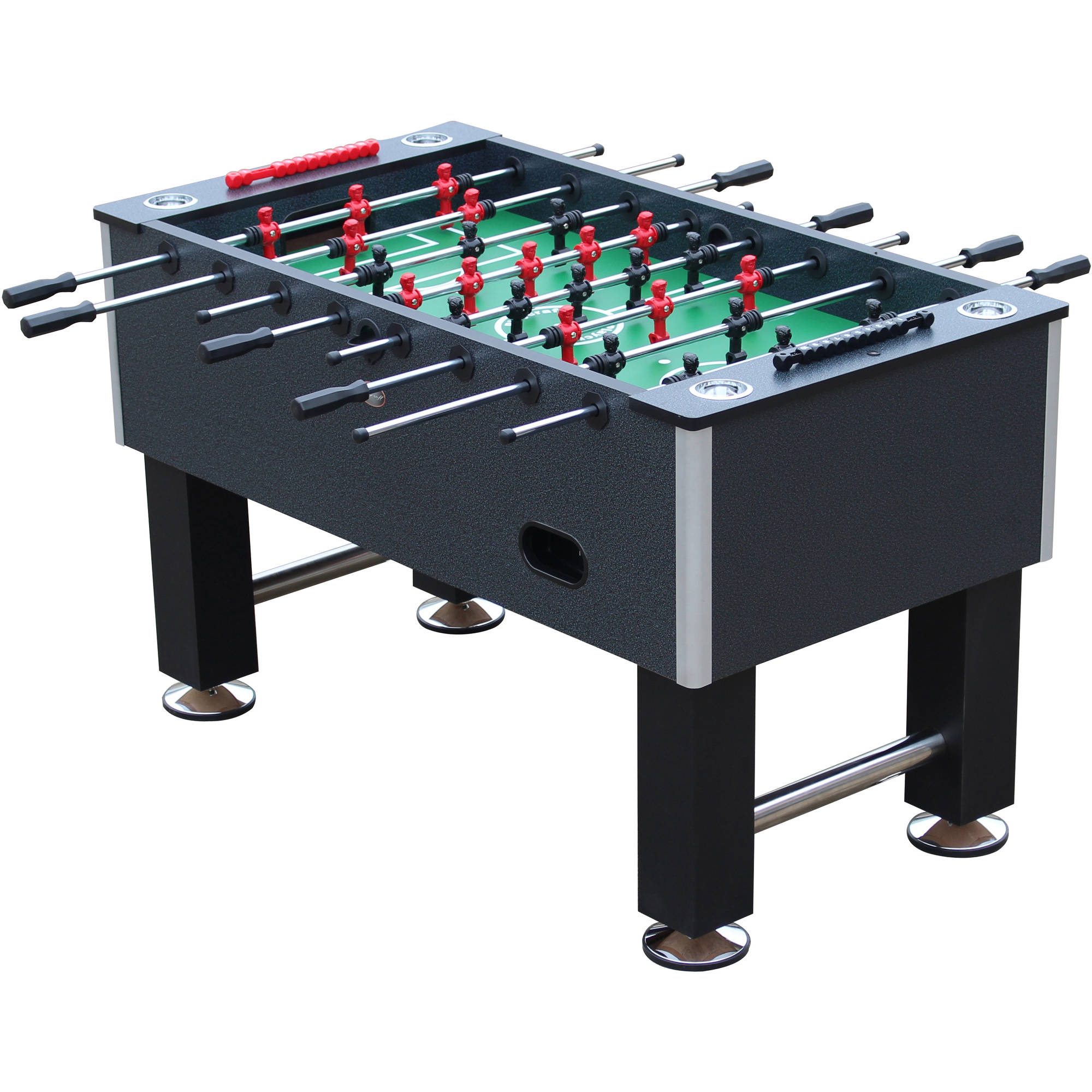Playcraft The Pitch Foosball Table, Charcoal