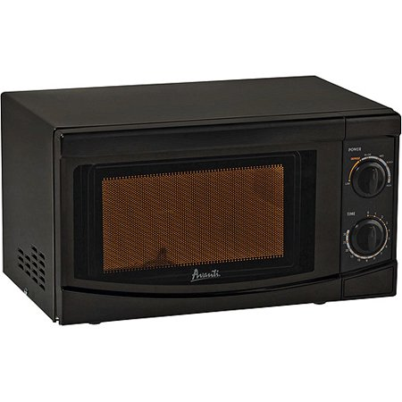 Avanti 0 7 Cu Ft 700 Watt Countertop Microwave Oven