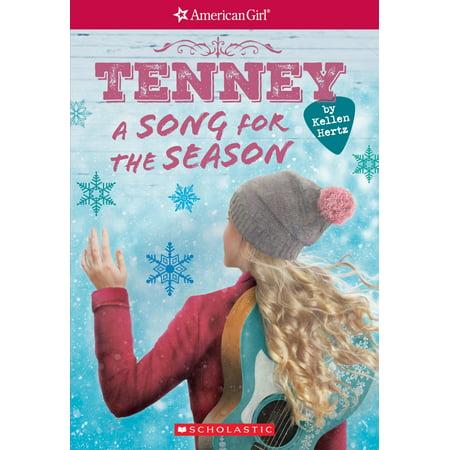 A Song for the Season (American Girl: Tenney Grant, Book 4) - eBook ()