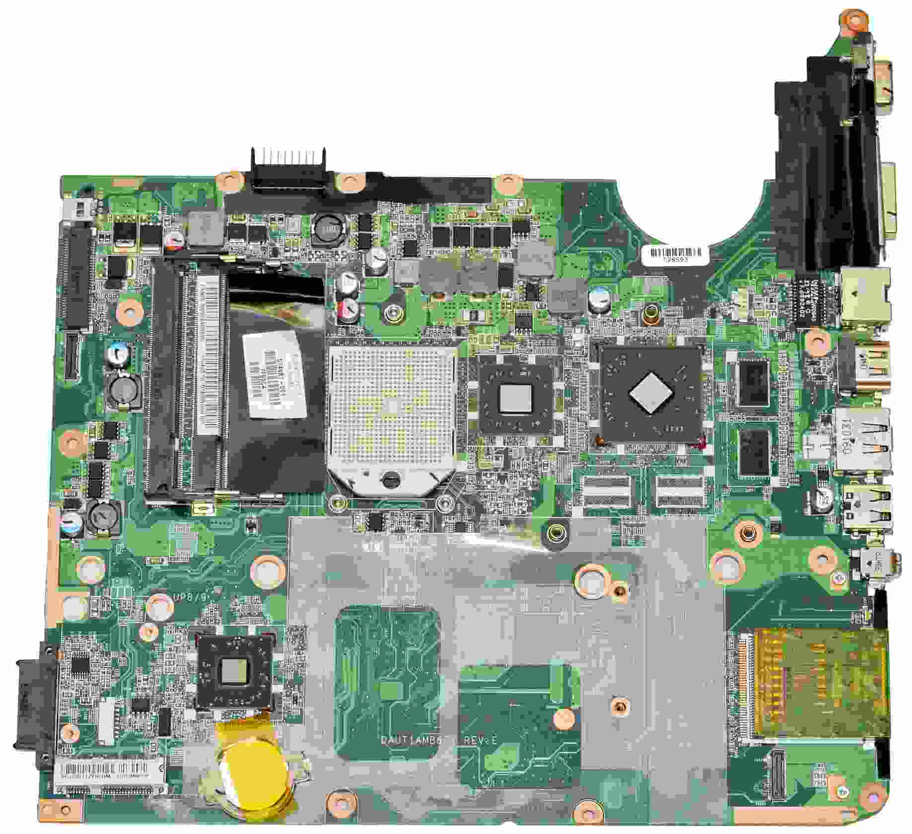 574681-001 HP DV7-3000 AMD Laptop Motherboard s1